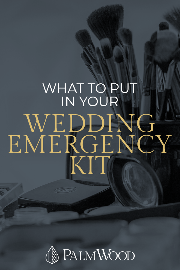 Wedding Emergency Kit Ideas